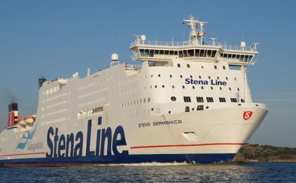 Stena Germanica til metanoldrift