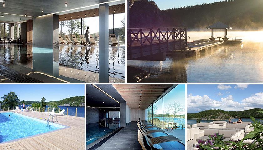 Vann Spa Hotell Konferens - selvforkælelse i smukke omgivelser
