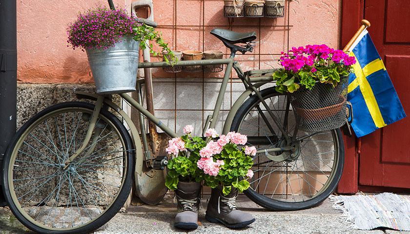 stockholm-cykel