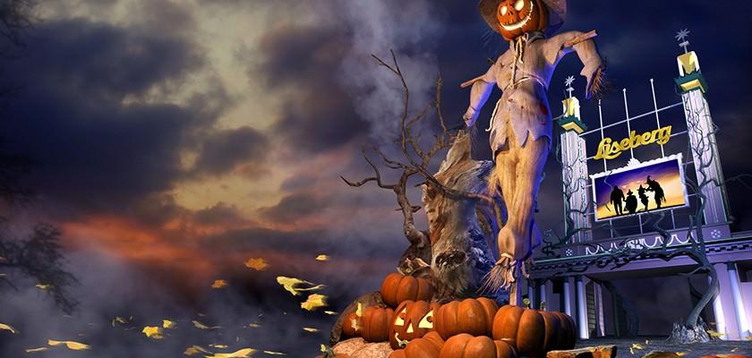 Halloween i Liseberg