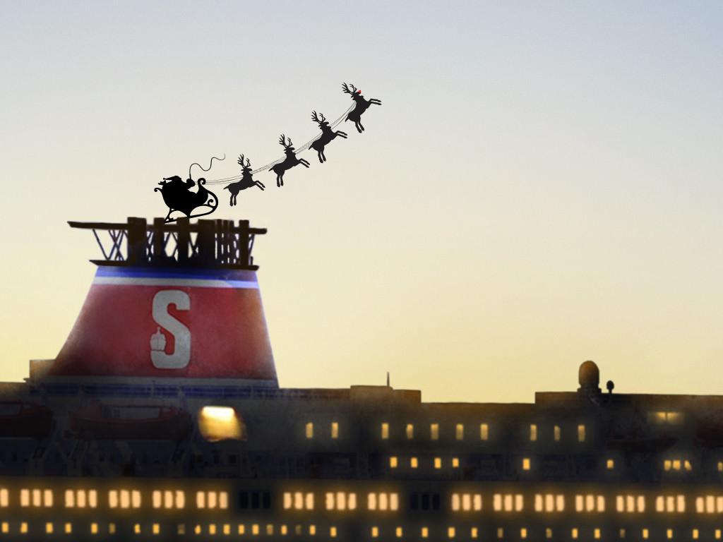 No_2_Wednesday_SantaLine_FB_santa_leaving_with_deers