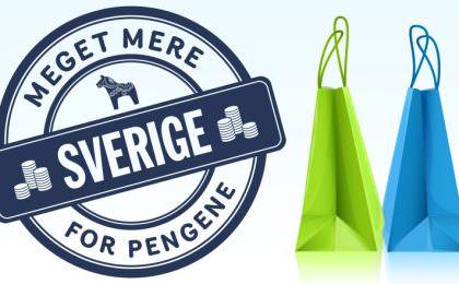 Meget mere for pengene - lav svensk kurs