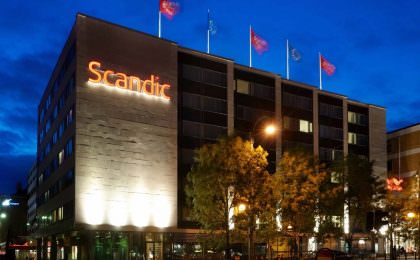 Göteborg Scandic Europa