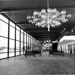 Indretningen-i-den-nyeterminaliGoteborgmaj1972