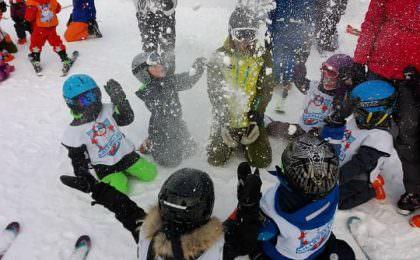 Skiskole for børn i Hemsedal