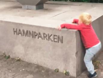 Legeplads i Hamnparken