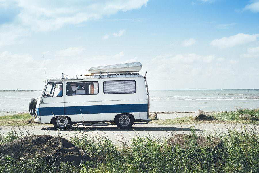 camping i skandinavien