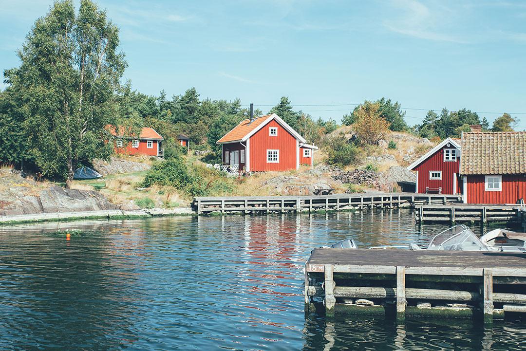 Svensk hytteferie