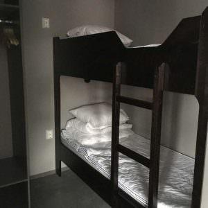 Soltorget lejlighed – køjerum (2 stk. i vores lejlighed)