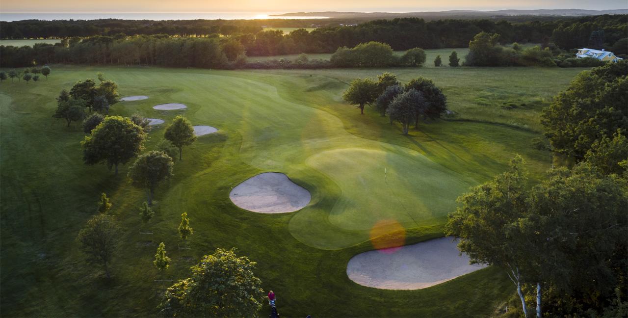 Golf ved Ringenäs