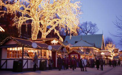 Julemarked i Liseberg