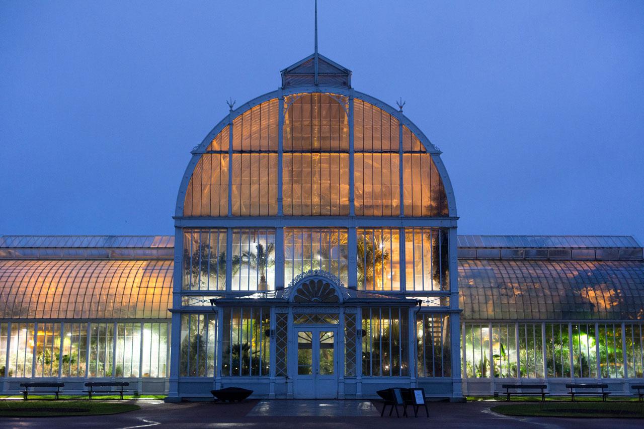 Palmehuset i Trädgårdsföreningens park